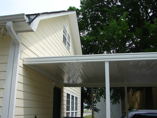Car Ports And Patio Covers Etheredge Awning And Iron Works