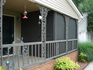 iron railings 3 - etheredge awning and ironworks, Decatur al