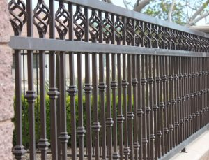iron fences 3 - etheredge awning and ironworks, decatur al